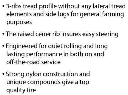 Advance Tyres Pakistan Agri Tyre F2